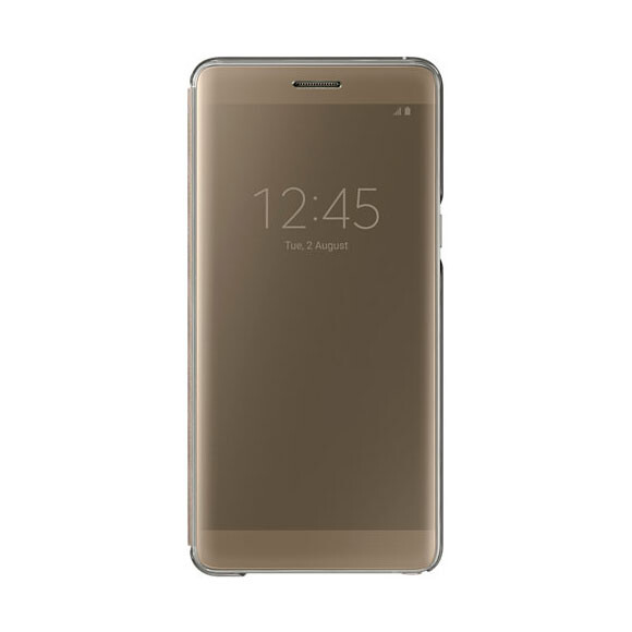 Чехол Samsung Clear View Cover Gold для Samsung Galaxy Note 7