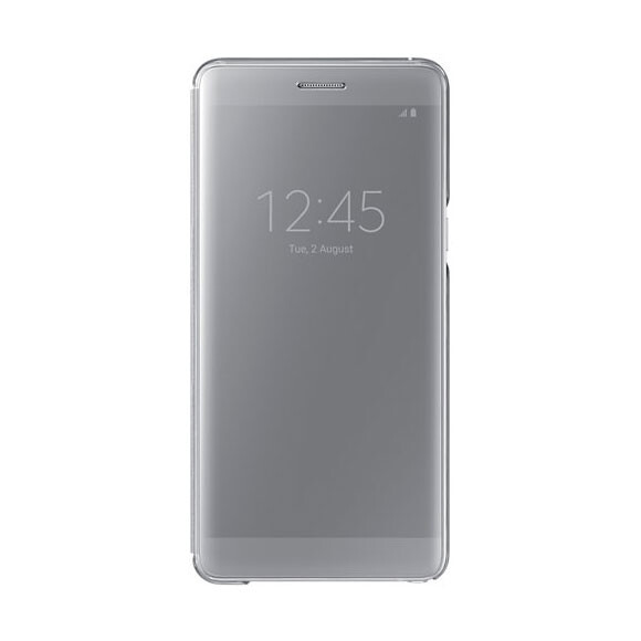 Чехол Samsung Clear View Cover Silver для Samsung Galaxy Note 7