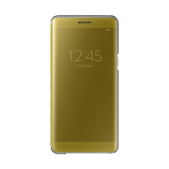 Чехол Samsung Clear View Cover Yellow для Samsung Galaxy Note 7