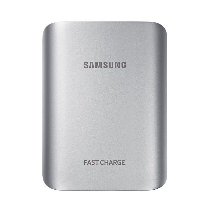 Быстрый внешний аккумулятор Samsung Fast Charge Battery Pack 10200mAh Silver