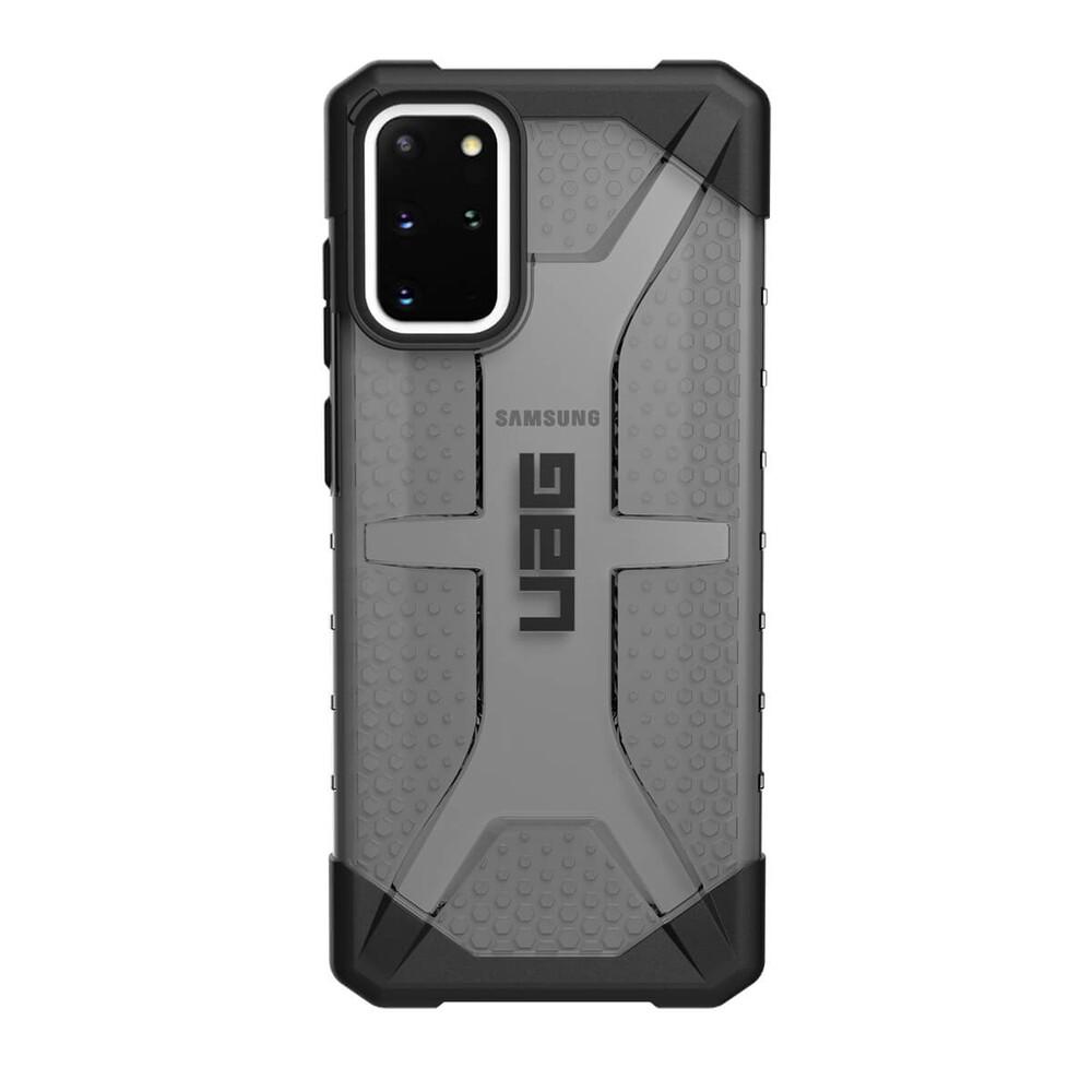 Купить Противоударный чехол для Samsung Galaxy S20+ UAG Plasma Ash