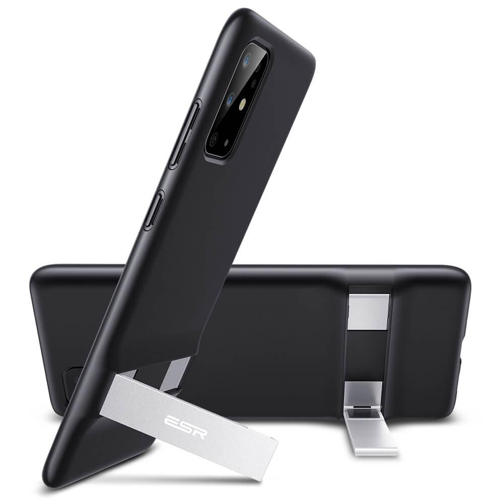 Купить Силиконовый чехол ESR Air Shield Boost Black для Samsung Galaxy S20
