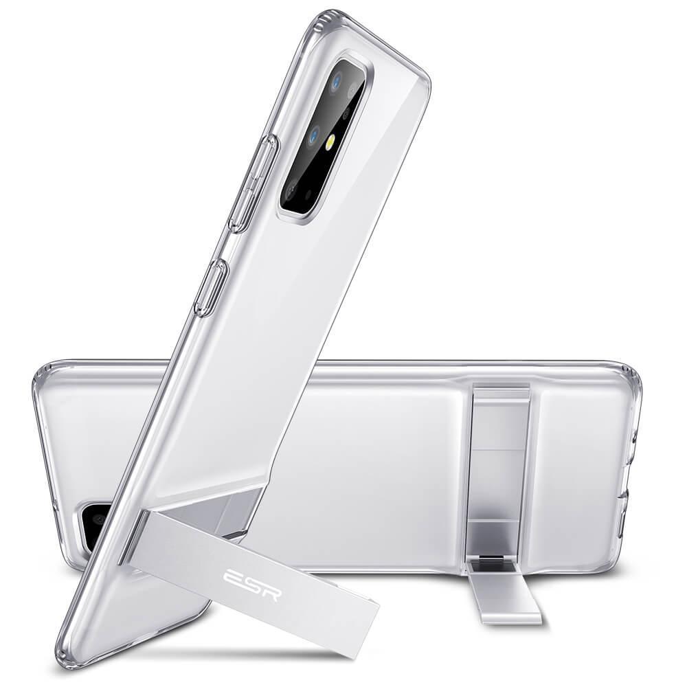 Купить Силиконовый чехол ESR Air Shield Boost Clear для Samsung Galaxy S20