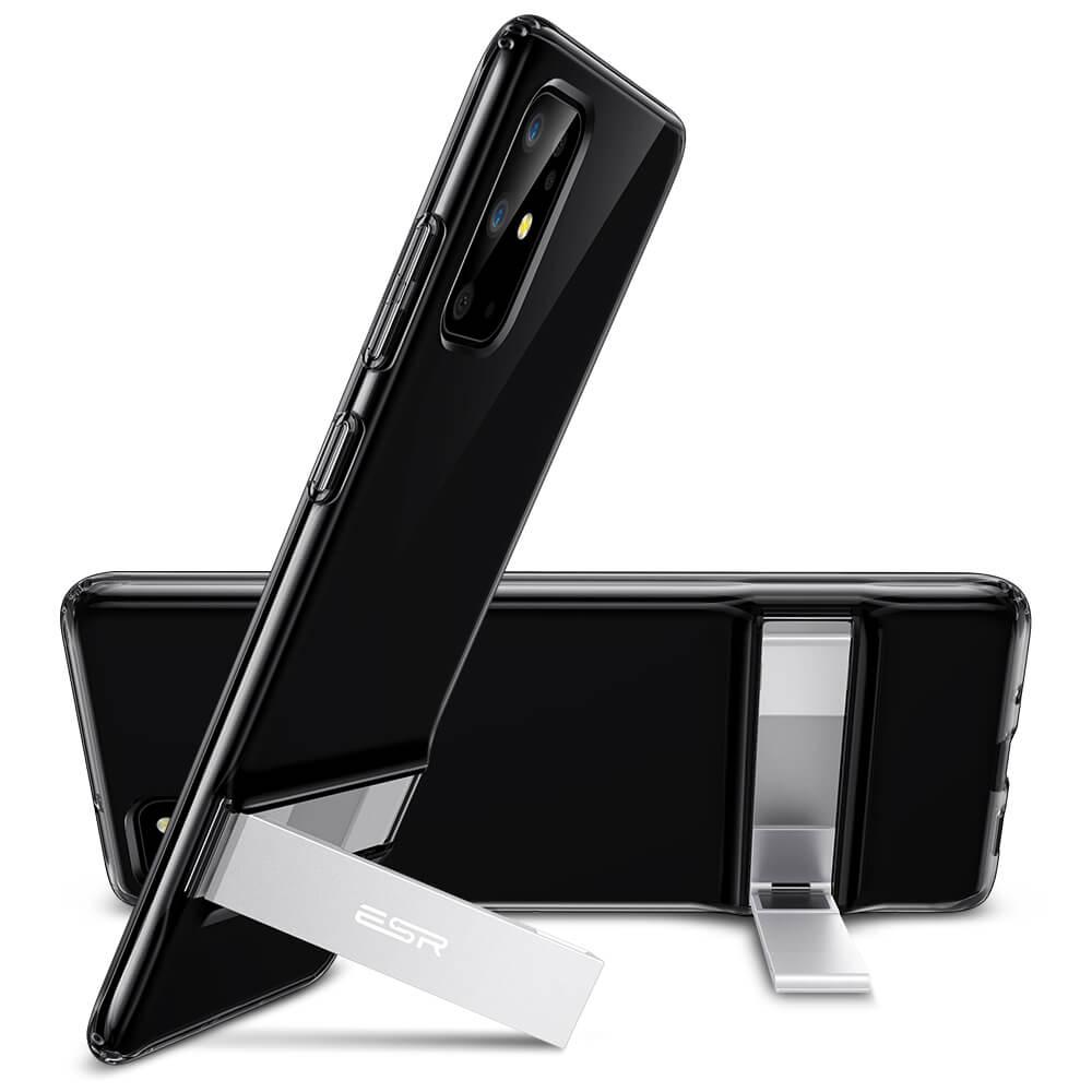 Купить Силиконовый чехол ESR Air Shield Boost Translucent для Samsung Galaxy S20