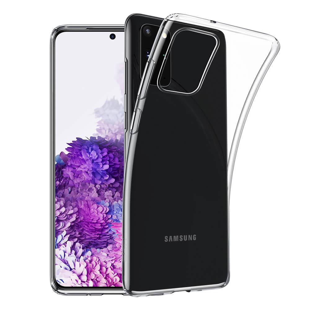 Купить Прозрачный силиконовый чехол ESR Essential Zero Clear для Samsung Galaxy S20