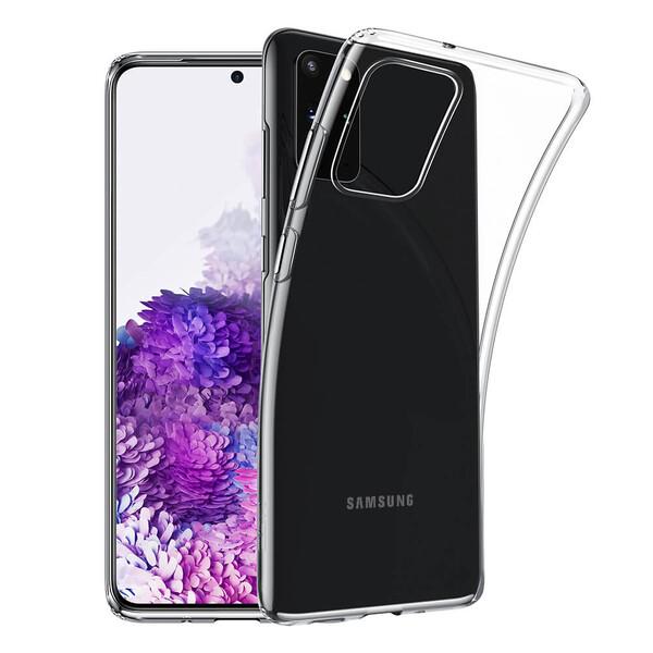 Прозрачный силиконовый чехол ESR Essential Zero Clear для Samsung Galaxy S20