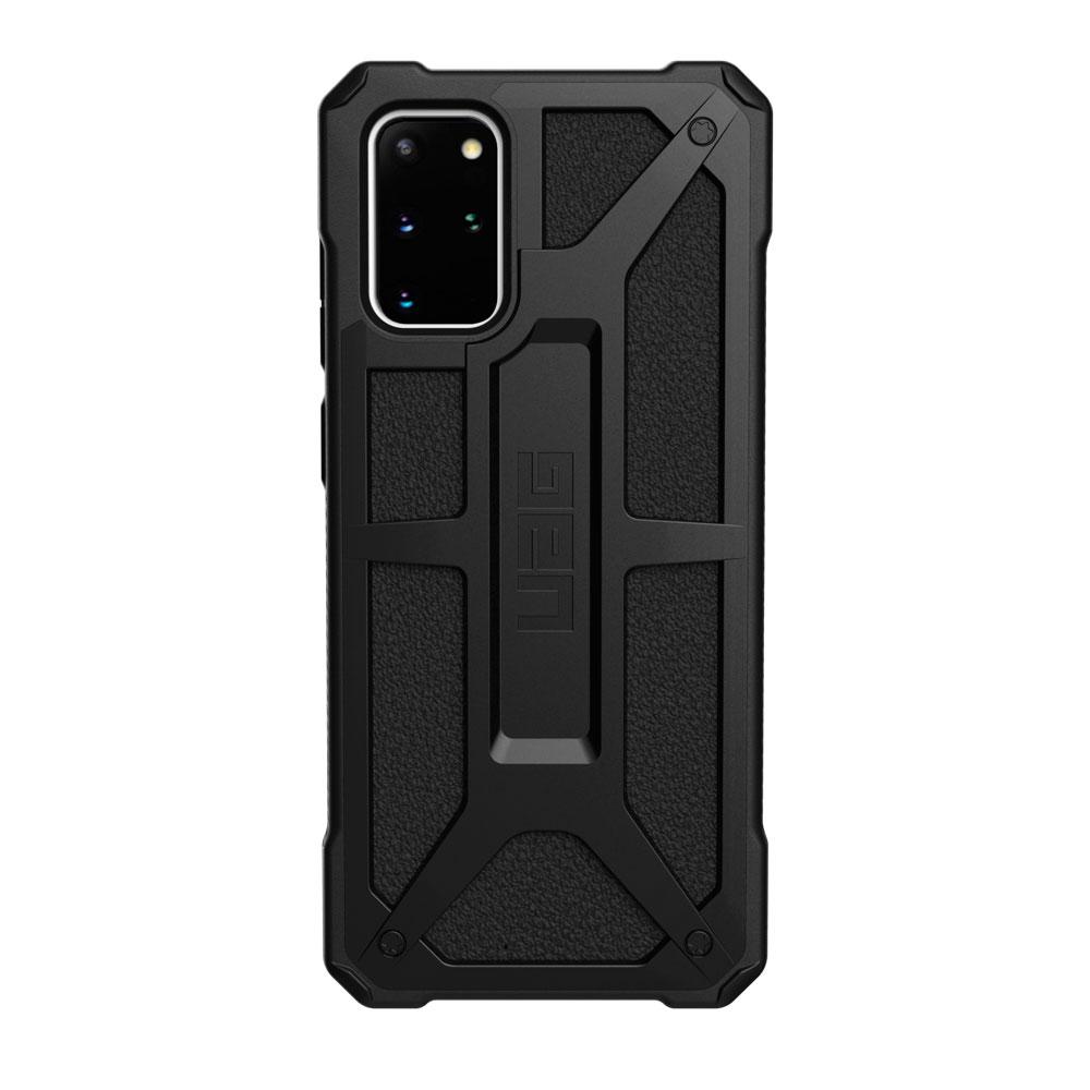 Купить Противоударный чехол для Samsung Galaxy S20+ UAG Monarch Series Black