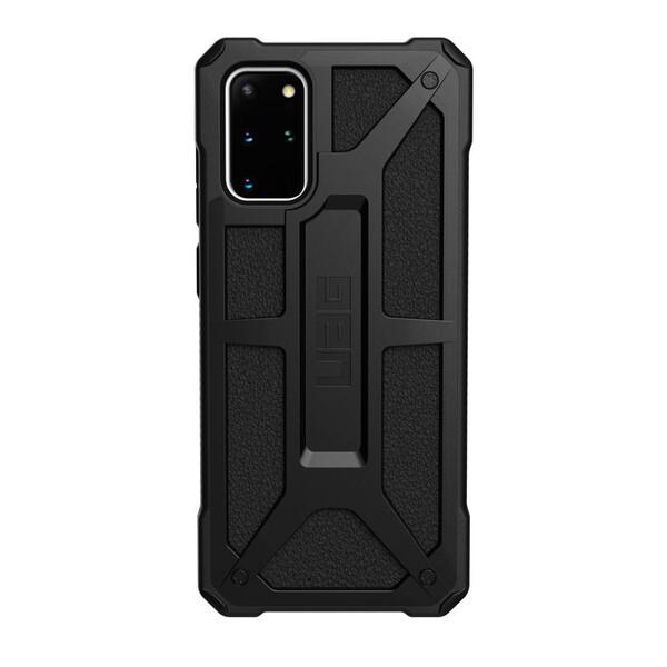 Противоударный чехол для Samsung Galaxy S20+ UAG Monarch Series Black