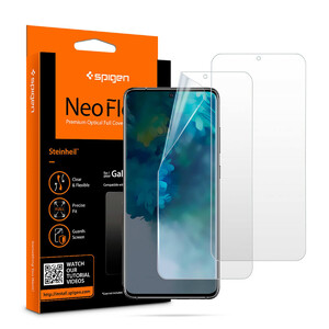 Купить Защитная пленка для Samsung Galaxy S20 Spigen Screen Protector Neo Flex HD (2 Pack)