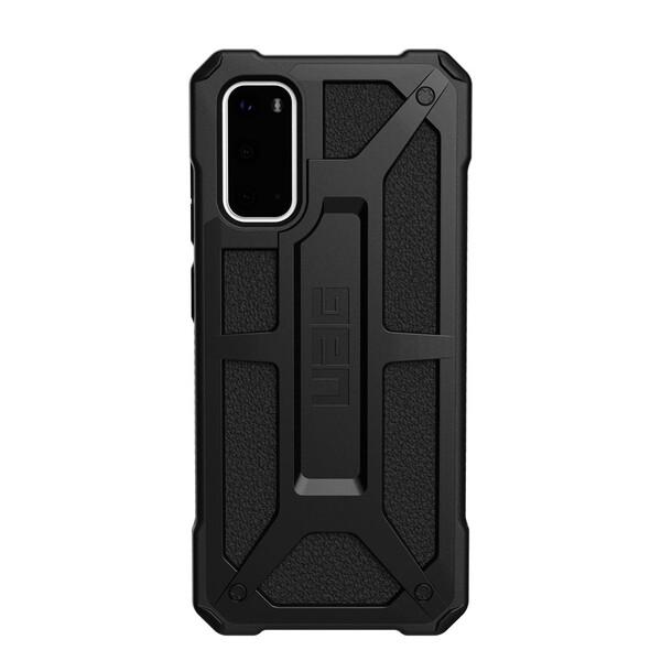 Противоударный чехол для Samsung Galaxy S20 UAG Monarch Series Black