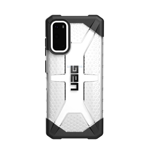 Противоударный чехол для Samsung Galaxy S20 UAG Plasma Ice