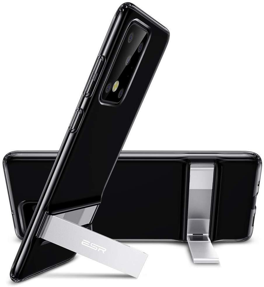 Купить Силиконовый чехол ESR Air Shield Boost Translucent для Samsung Galaxy S20 Ultra