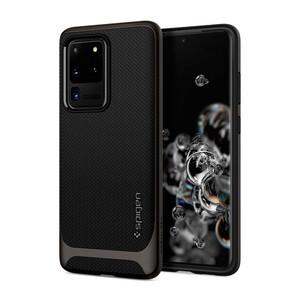 Купить Противоударный чехол для Samsung Galaxy S20 Ultra Spigen Neo Hybrid Gunmetal