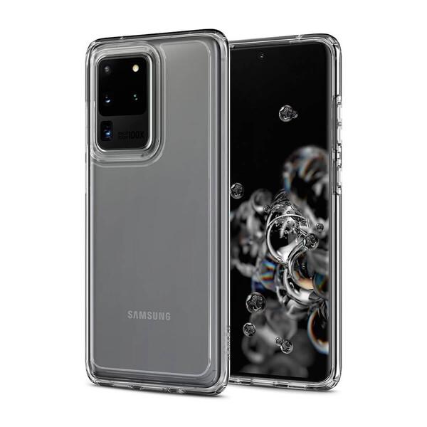 Чехол для Samsung Galaxy S20 Ultra Spigen Ultra Hybrid Crystal Clear