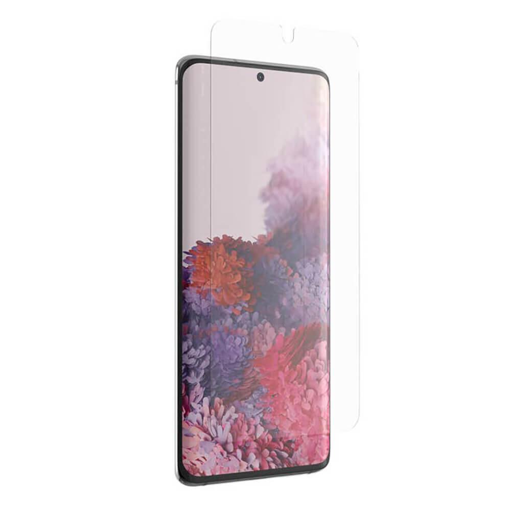 Защитное стекло для Samsung Galaxy S20 ZAGG InvisibleShield Ultra Clear+