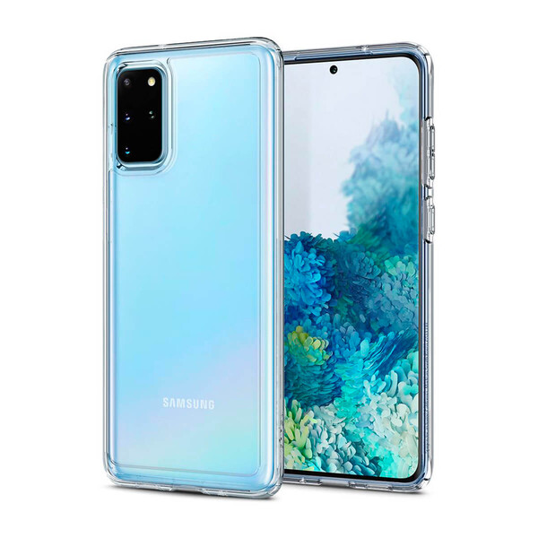 Чехол для Samsung Galaxy S20+ Spigen Ultra Hybrid Crystal Clear