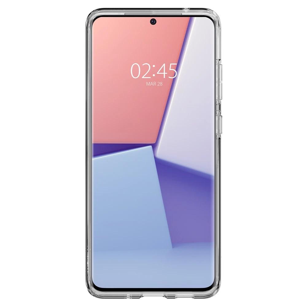 Купить Чехол для Samsung Galaxy S20 Ultra Spigen Liquid Crystal Case Clear