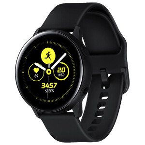 Купить Умные часы Samsung Galaxy Watch Active Black