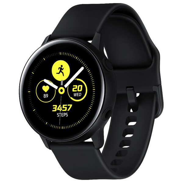 Умные часы Samsung Galaxy Watch Active Black