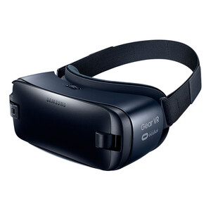 Купить Очки виртуальной реальности Samsung Gear VR Black
