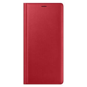 Купить Кожаный чехол Samsung Leather Wallet Cover Red для Samsung Galaxy Note 9