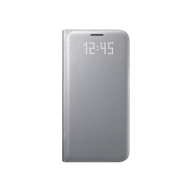 Чехол Samsung LED View Cover Silver для Samsung Galaxy S7