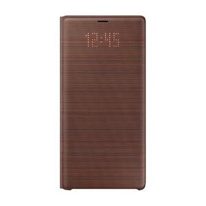 Купить Чехол Samsung LED Wallet Cover Brown для Samsung Galaxy Note 9