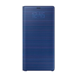 Купить Чехол Samsung LED Wallet Cover Ocean Blue для Samsung Galaxy Note 9