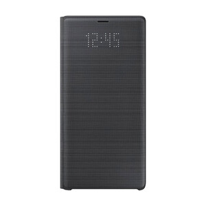 Купить Чехол Samsung LED Wallet Cover Black для Samsung Galaxy Note 9