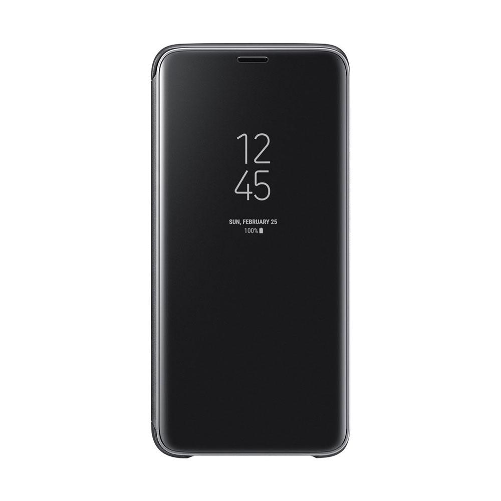 Купить Чехол Samsung S-View Flip Cover Black для Samsung Galaxy S9