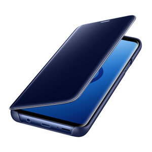 Купить Чехол Samsung S-View Flip Cover Blue для Samsung Galaxy S9 Plus
