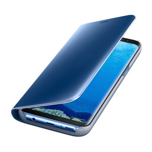 Купить Чехол Samsung S-View Flip Cover Blue для Samsung Galaxy S8 Plus