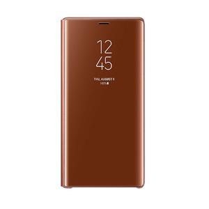 Купить Чехол-книжка Samsung S-View Flip Cover Brown для Samsung Galaxy Note 9