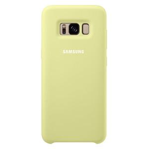 Купить Чехол Samsung Silicone Cover Green для Samsung Galaxy S8