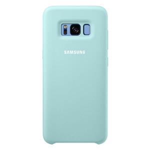 Купить Чехол Samsung Silicone Cover Blue для Samsung Galaxy S8