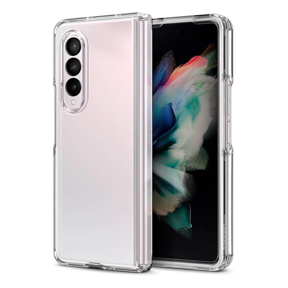 Прозрачный чехол Spigen Ultra Hybrid для Samsung Galaxy Z Fold 3