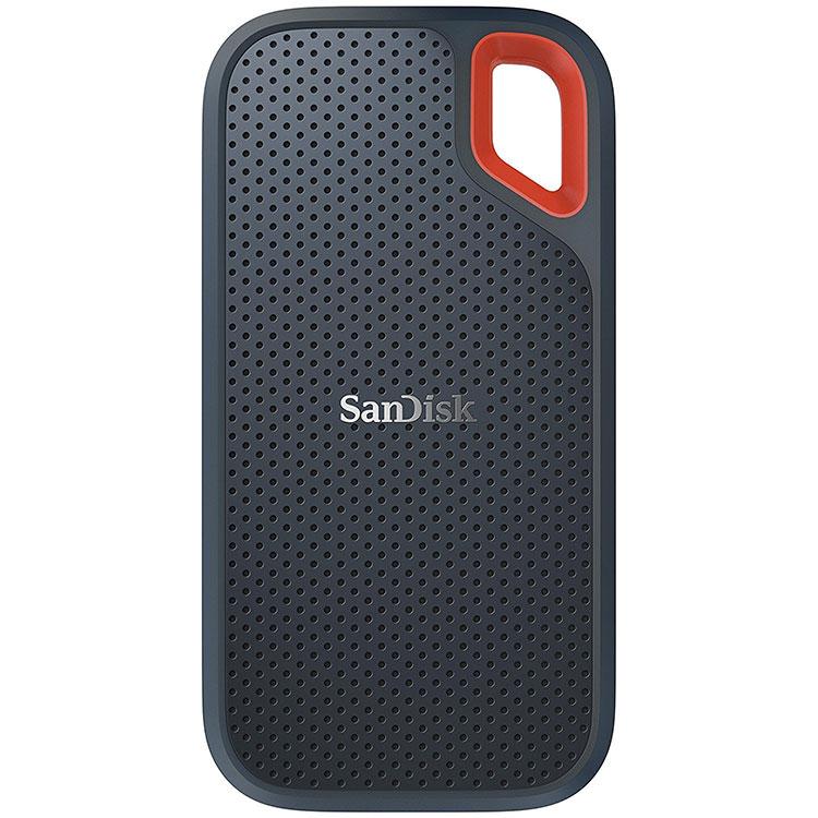 Купить Внешний SSD диск SanDisk Extreme Portable 500GB
