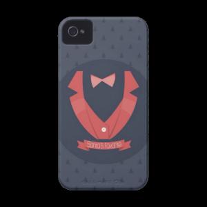 Купить Чехол BartCase Santa's Favorite для iPhone 4/4S