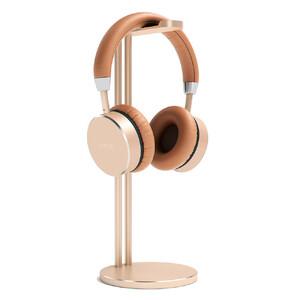 Купить Подставка для наушников Satechi Aluminum Slim Headphone Stand Gold