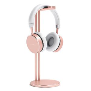 Купить Подставка для наушников Satechi Aluminum Slim Headphone Stand Rose Gold