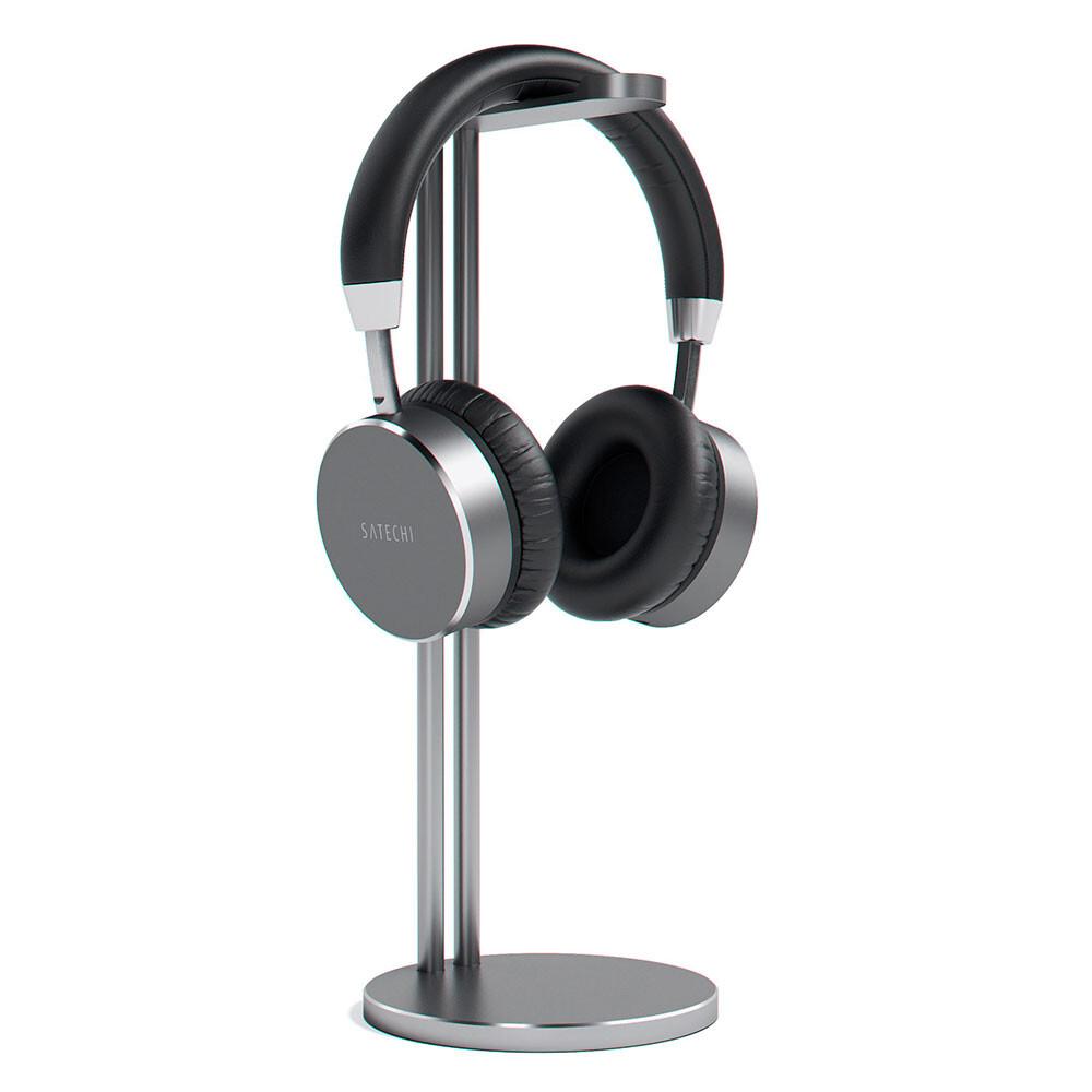 Подставка для наушников Satechi Aluminum Slim Headphone Stand Купить ... f88cda58aaa2a