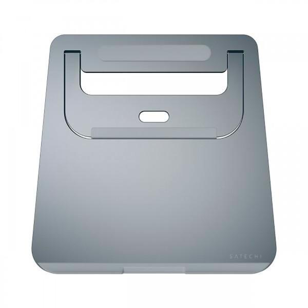 Алюминиевая подставка Satechi Aluminum Laptop Stand Space Gray для MacBook