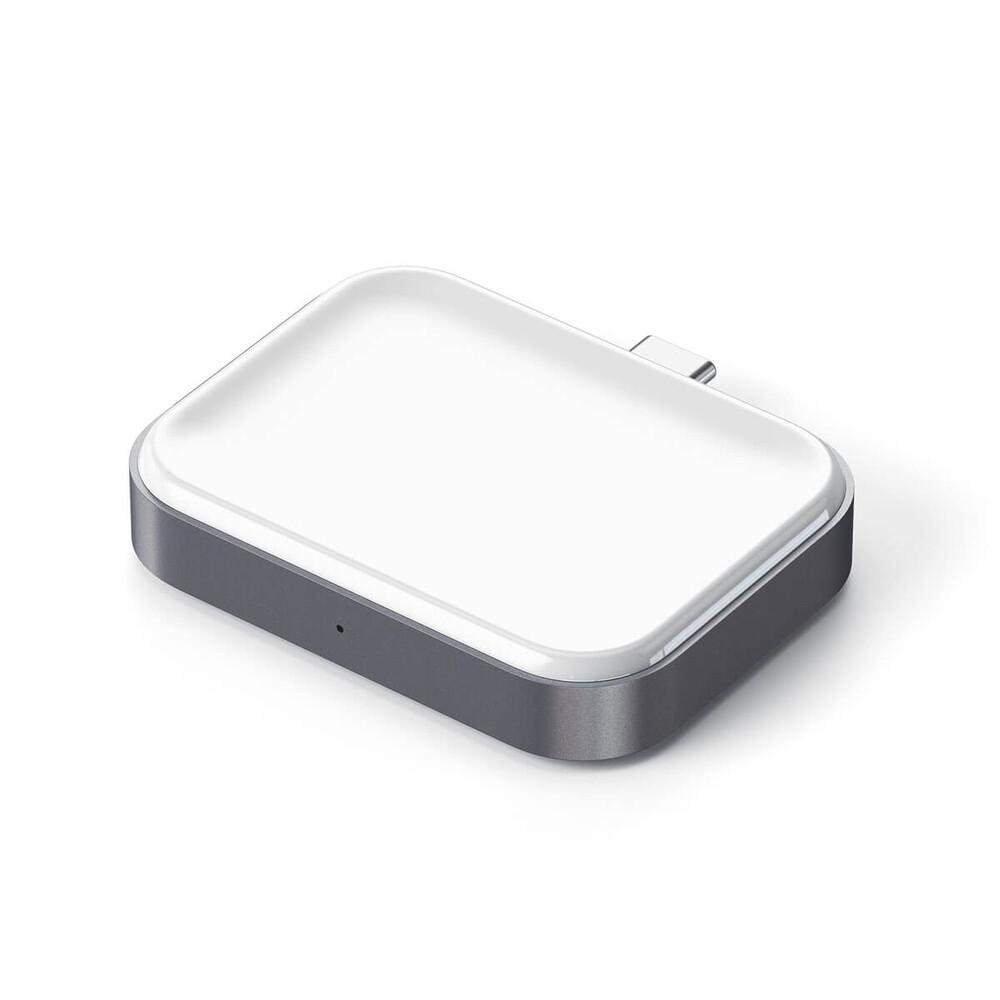 Купить Беспроводная зарядка Satechi USB-C Wireless Charging Dock для AirPods | AirPods Pro