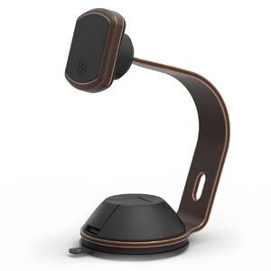 Купить Магнитный держатель Scosche MagicMount Pro Home/Office Brown для смартфонов с креплением для Apple Watch