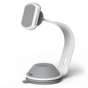 Купить Магнитный держатель Scosche MagicMount Pro Home/Office White для смартфонов с креплением для Apple Watch