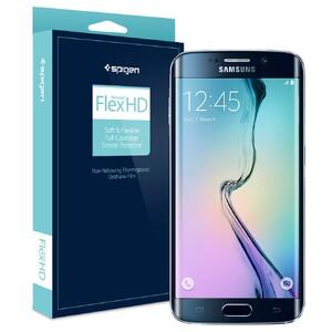 Купить Защитная пленка Spigen FLEX HD для Samsung Galaxy S6 Edge