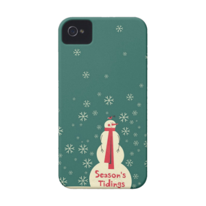 Купить Чехол BartCase Season's Tidings для iPhone 4/4S