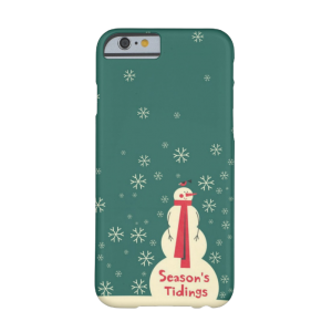 Купить Чехол BartCase Season's Tidings для iPhone 6/6s