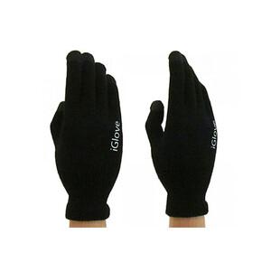 Купить Перчатки iGlove для сенсорных экранов iPhone, iPad, iPod Черные