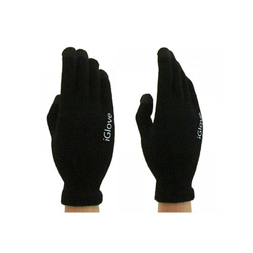 Перчатки iGlove для сенсорных экранов iPhone, iPad, iPod Черные